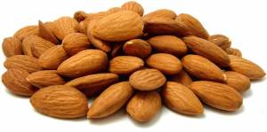 Almonds are arguably the best nut to be munching on these days.
