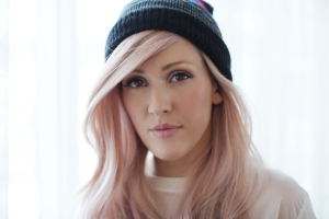 Ellie Goulding is vegan, and enjoying it!
